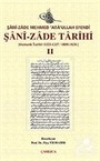 Şani-Zade Tarihi-II Osmanlı Tarihi (1223/1237 - 1808 - 1821)