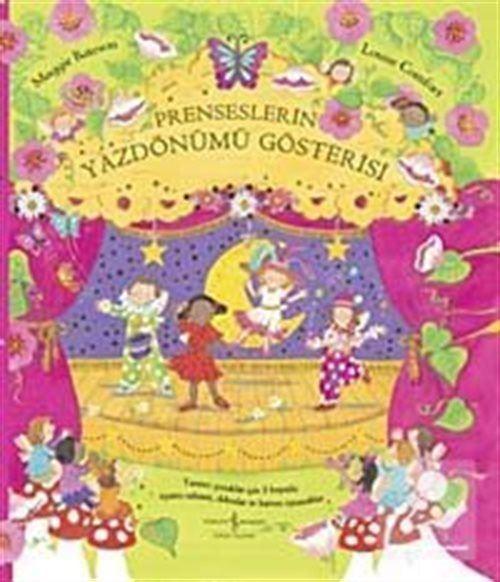 Prenseslerin Yazdönümü Gösterisi-3 Boyutlu Kitap