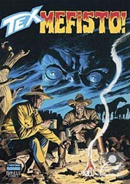 Aylık Tex Sayı:101 Mefisto!