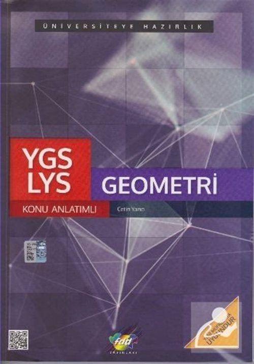 YGS-LYS Geometri Konu Anlatımlı