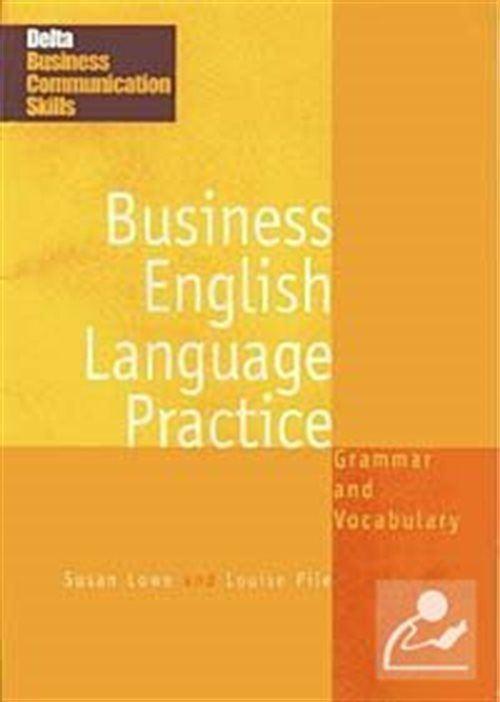 Business English Language Practice