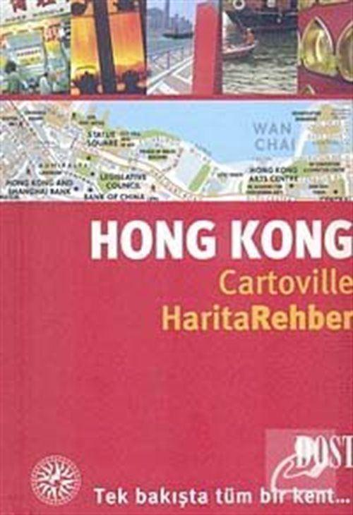 Hong Kong-Harita Rehber