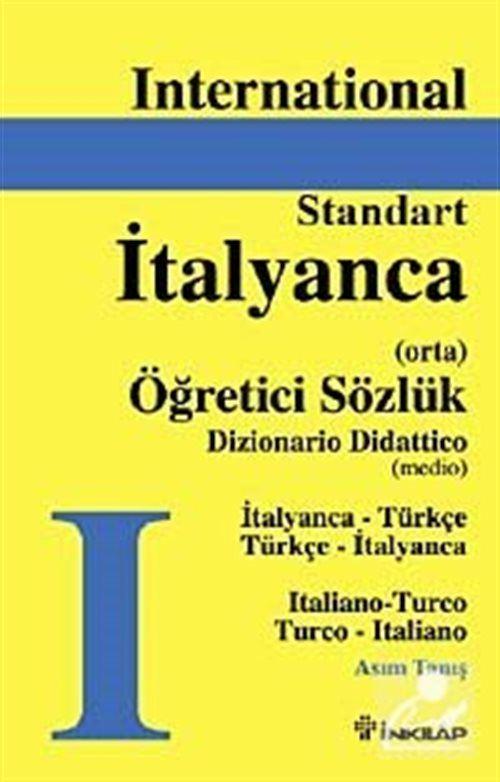 International Standart İtalyanca Öğretici Sözlük