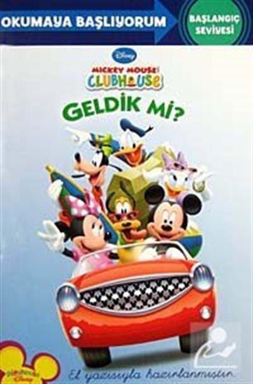 Mickey Mouse Clubhouse - Geldik mi?