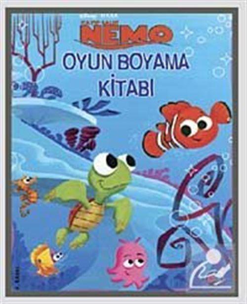Nemo Oyun Boyama Kitabı