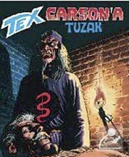 Aylık Tex Sayı:102 Carson'a Tuzak