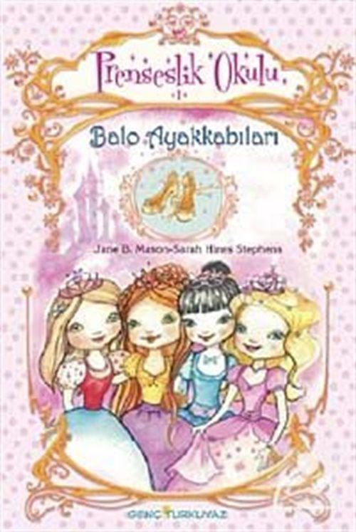 Balo Ayakkabıları - Prenseslik Okulu-1