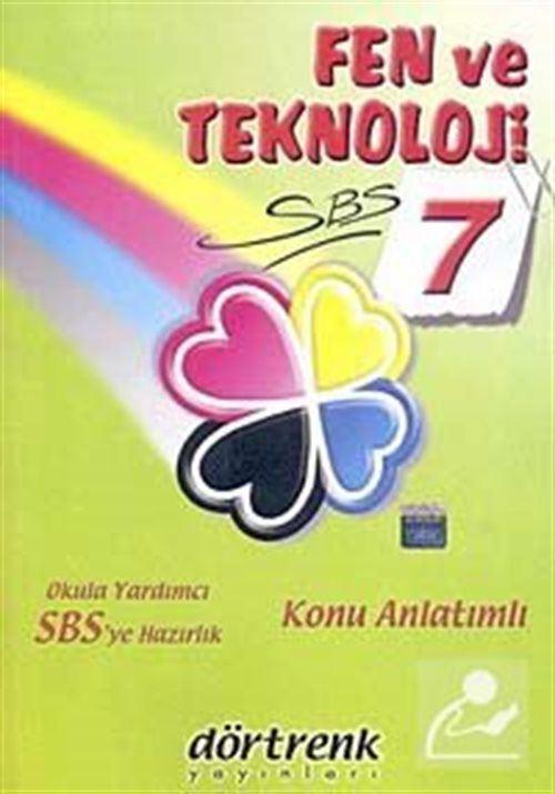 7.Sınıf Fen ve Teknoloji Konu Anlatımlı
