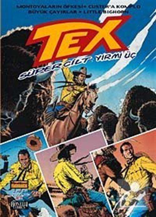 Tex Süper Cilt 23