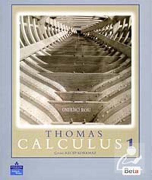 Calculus Cilt 1