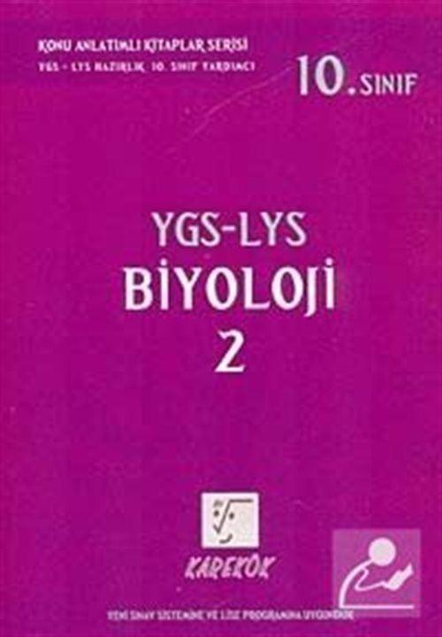 YGS-LYS Biyoloji-2 (10. Sınıf)