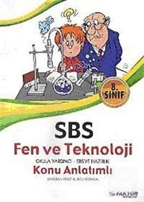SBS 8. Sınıf Fen ve Teknoloji Konu Anlatımlı