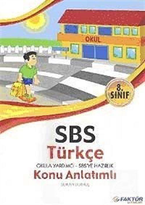 SBS 8. Sınıf Türkçe Konu Anlatımlı