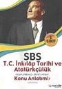 SBS 8. Sınıf T.C. İnkılap Tarihi ve Atatürkçülük Konu Anlatımlı