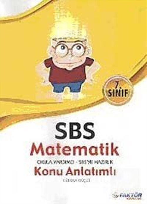 SBS 7. Sınıf Matematik Konu Anlatımlı