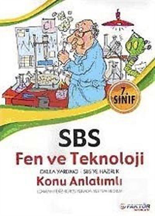 SBS 7. Sınıf Fen ve Teknoloji Konu Anlatımlı