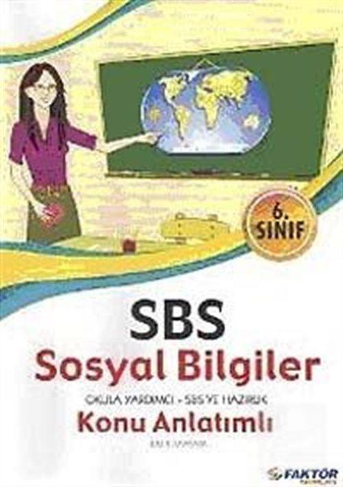 SBS 6. Sınıf Sosyal Bilgiler Konu Anlatımlı