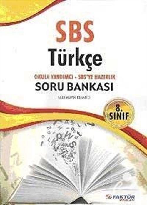SBS 8. Sınıf Türkçe Soru Bankası