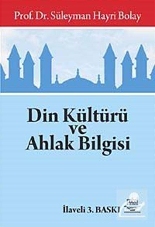 Din Kültürü ve Ahlak Bilgisi