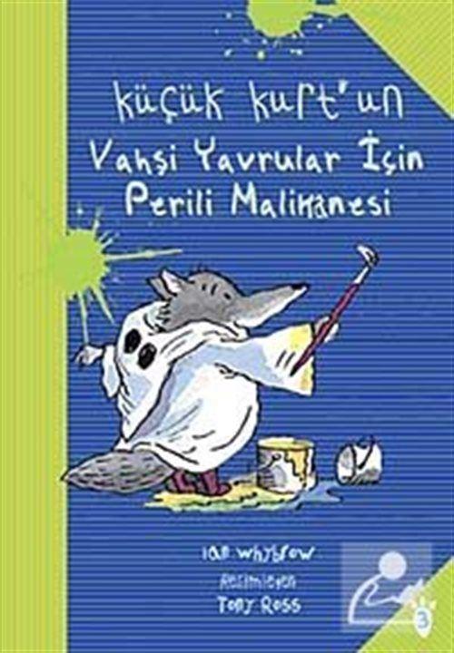 Küçük Kurt'un Vahşi Yavruları İçin Perili Malikanesi