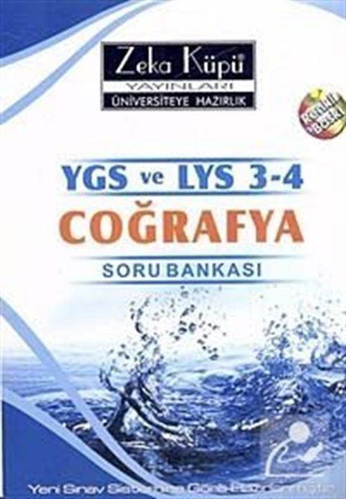 YGS ve LYS 3-4 Coğrafya (Sözel) Soru Bankası