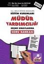 Eğitim Kurumları Müdür Yardımcılığı Seçme Sınavlarına Soru Bankası