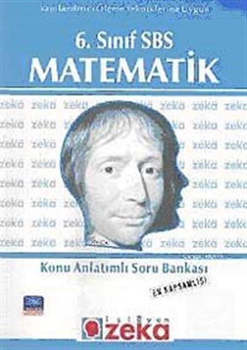 6. Sınıf SBS Matematik Konu Anlatımlı Soru Bankası