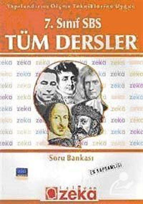 7. Sınıf SBS Tüm Dersler Soru Bankası