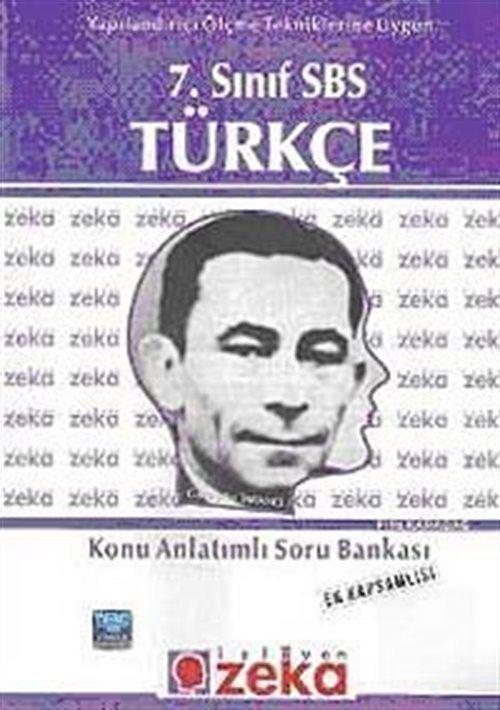 7. Sınıf SBS Türkçe Konu Anlatımlı Soru Bankası