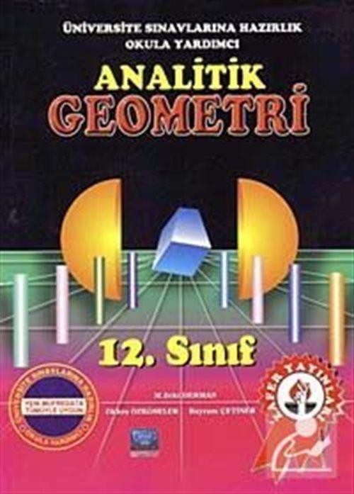 12. Sınıf Analitik Geometri Konu Anlatımlı