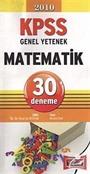 KPSS Genel Yetenek-Matematik 30 Deneme