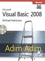 Adım Adım Microsoft Visual Basic 2008 (Cd Ekli)
