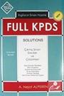 Full KPDS Solutions Çıkmış Sınav Soruları ve Çözümleri (Orta-İleri Seviye)