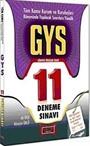 GYS 11 Deneme Sınavı