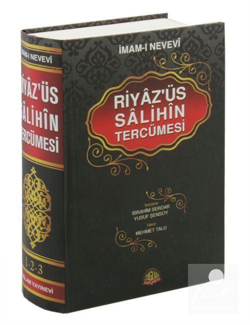 Riyaz'üs Salihin Tercümesi (Tek Cilt Büyük Boy-İthal Kağıt)