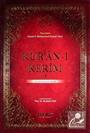 Kur'an-ı Kerim ve Renkli Kelime Meali Orta Boy (Kod:081)