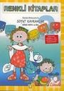 Renkli Kitaplar - 3 Öykülü Bilmecelerle Soyut Kavramlar Dinle Boya ve Bul