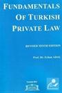 Fundamentals Of Turkısh Private Law (Büyük Boy)