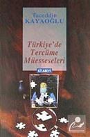 Türkiye'de Tercüme Müesseseleri