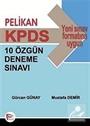 KPDS 10 Özgün Deneme Sınavı - Yeni Sınav Formatına Uygun