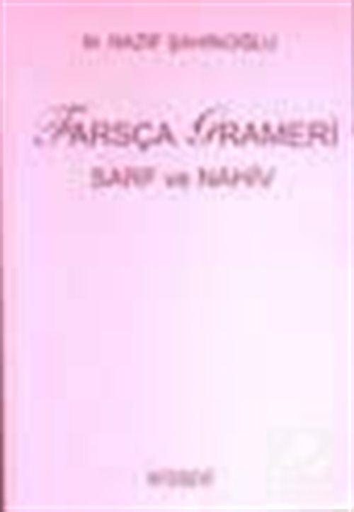 Farsça Grameri Sarf Ve Nahiv