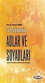 Türk Toplumunda Adlar ve Soyadları