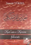 Konularına Göre Kur'an-ı Kerim Fihristi (İthal Kağıt)