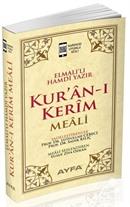 Kur'an-ı Kerim Meali (Metinsiz Meal) (Sarı) (Kod:Ayfa-109)