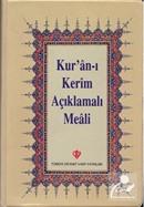 Kur'an-ı Kerim Açıklamalı Meali (Plastik Kapak-Cep Boy-Arapça Metinsiz)