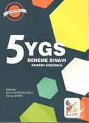 5 YGS Deneme Sınavı Tamamı Çözümlü