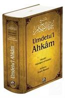 Umdetu'l Ahkam (Ciltli)