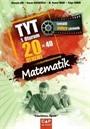 YKS 1. Oturum TYT Matematik Tamamı Video Çözümlü 20x40 Deneme