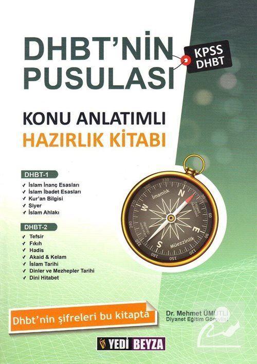 DHBTnin Pusulası Konu Anlatımlı Hazırlık Kitabı