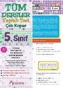 5. Sınıf Tüm Dersler Yaprak Test (Yeni Müfredat)